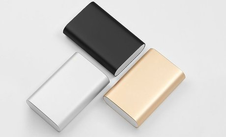 LAX 12000mAh Dual USB Hi-Speed Power Bank (1-, 2-, or 3-Pack)