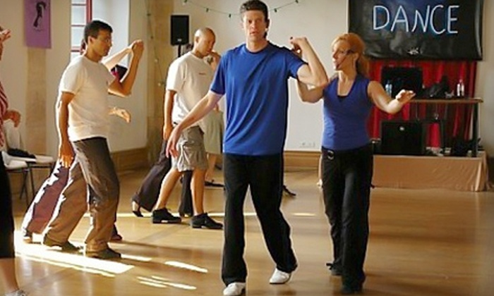 Coul Swing - Downtown Winston-Salem: $22 for a Five-Week Session of Swing Dance Classes at Coul Swing ($45 Value)