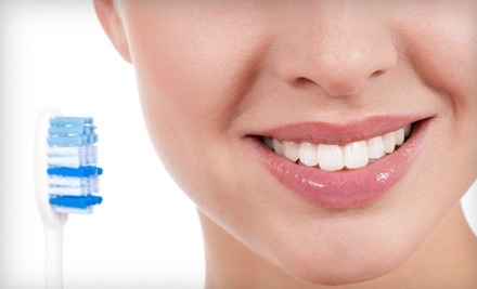 Dental-Care Package (a $247 value) - Center for Cosmetic and Family Dentistry Las Vegas in Henderson