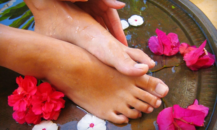 Downtown Herb Shoppe and Day Spa - Winter Garden: $17 for One, Two, or Three Detox Footbaths at Downtown Herb Shoppe and Day Spa in Winter Garden ($35 Value)