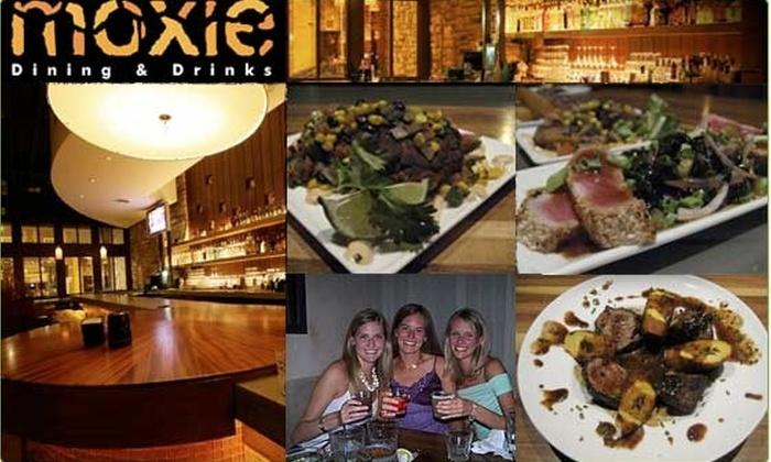 Moxie - Lakeview: $15 for $35 Groupon to Moxie