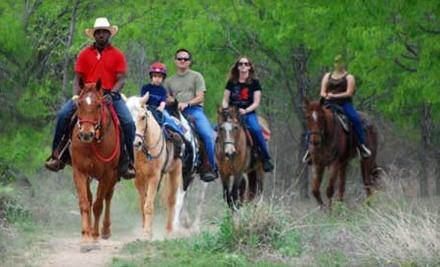 Salado Creek Ranch - Salado Creek Ranch in San Antonio