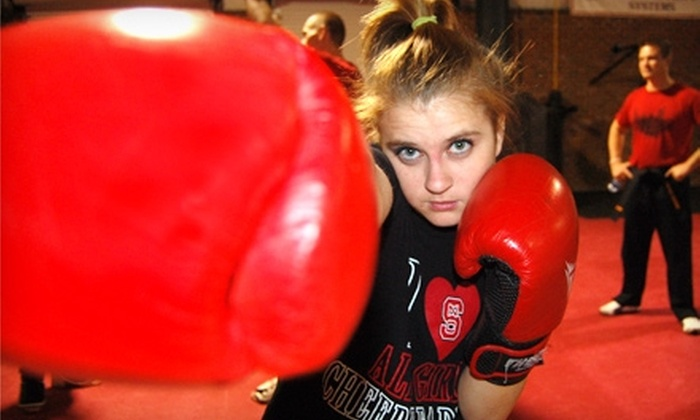 Allen Branch's Fitness One - Kernersville: $35 for a 10-Class Punch Card for Krav Maga and Fitness Classes at Allen Branch's Fitness One in Kernersville ($150 Value)