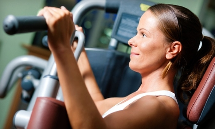Curves - Multiple Locations: $20 for a One-Month Membership at Curves ($59 Value)