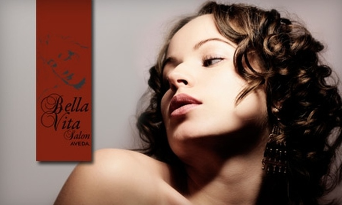 Bella Vita Salon In Seattle Washington Groupon