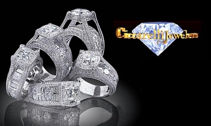 Ciccarelli Jewelers - Salida: $50 for $100 Worth of Jewelry at Ciccarelli Jewelers