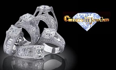 $100 Groupon to Ciccarelli Jewelers - Ciccarelli Jewelers in