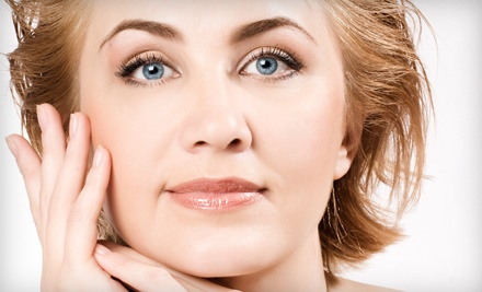 Consultation and a CO2 Resurfacing Laser Treatment for the Neck (a $750 value) - Updegraff Clinic for Allergy & Dermatology in Sun City West