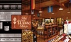 The Wine Shop - Dilworth: $10 for $20 Worth of Wine Tasting Plus 20% Off One Bottle at The Wine Shop