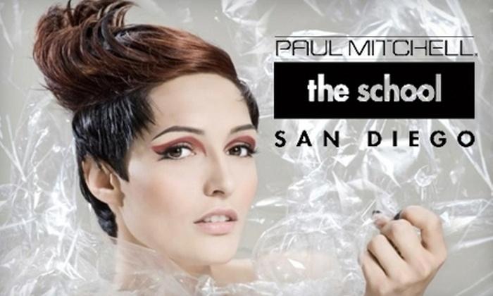 Paul Mitchell the School San Diego - Core-Columbia: $15 for $45 Worth of Services at Paul Mitchell the School San Diego