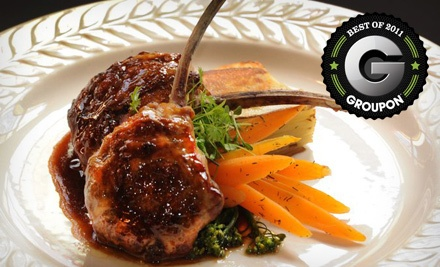 $40 Groupon - Briarhurst Manor Restaurant in Manitou Springs