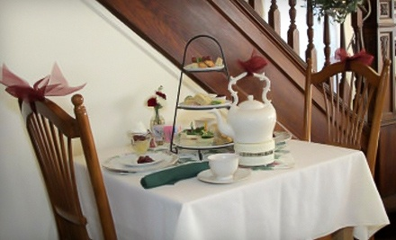 Simpson House Tea Room - Simpson House Tea Room in Chester Springs