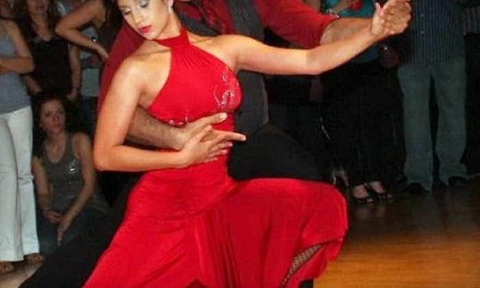 Salsa Heat - Multiple Locations: $40 for 10 Salsa-Dancing Lessons at Salsa Heat ($80 Value)