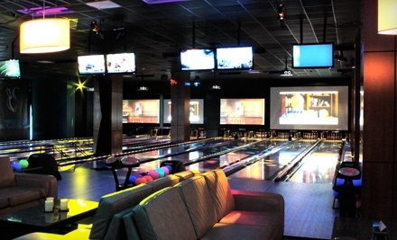 $40 Groupon to Sparians Bowling Boutique & Bistro - Sparians Bowling Boutique & Bistro in Raleigh