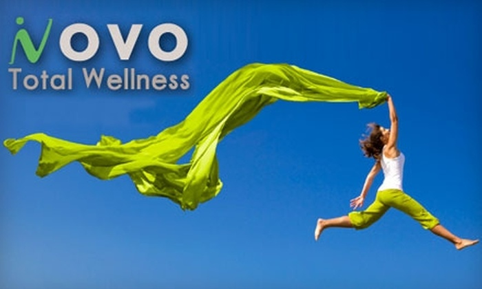 Novo Total Wellness - Suwanee: $24 for All-Inclusive 30-Day Membership and Waived Enrollment Fee at Novo Total Wellness in Suwanee ($98 Value)