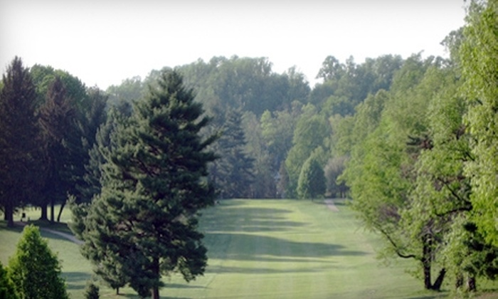 Golf Philly - Multiple Locations: $67 for Three Rounds of Golf with Cart Rental at Golf Philly