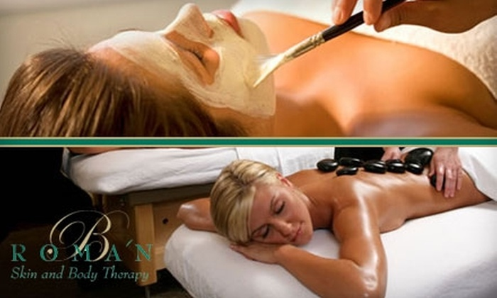 B Roman Skin and Body Therapy - Cary: $75 for a 50-Minute Signature Facial and 50-Minute Swedish Massage at B Roman Skin and Body Therapy ($155 Value)