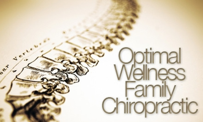 Optimal Wellness Family Chiropractic - Detroit: $19 for Two Services at Optimal Wellness Family Chiropractic
