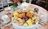 The Mad Hatter Tea Room - Brooklyn Park - Maple Grove: Traditional English Tea for Two or Four at The Mad Hatter Tea Room in Anoka (Up to 52% Off). Four Options Available.