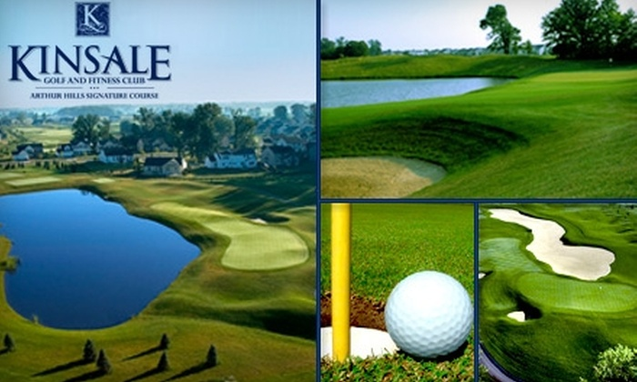 Kinsale Golf and Fitness Club - Powell: $49 Round of Golf and Lunch at Kinsale Golf and Fitness Club