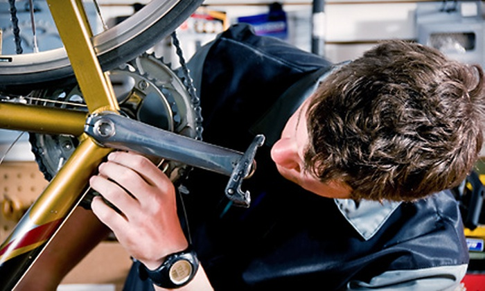 Serious Cycles - Sagamore: $39 for Bike Tune-Up and Flat-Tire Repair at Serious Cycles in Plymouth (Up to $99.98 Value)
