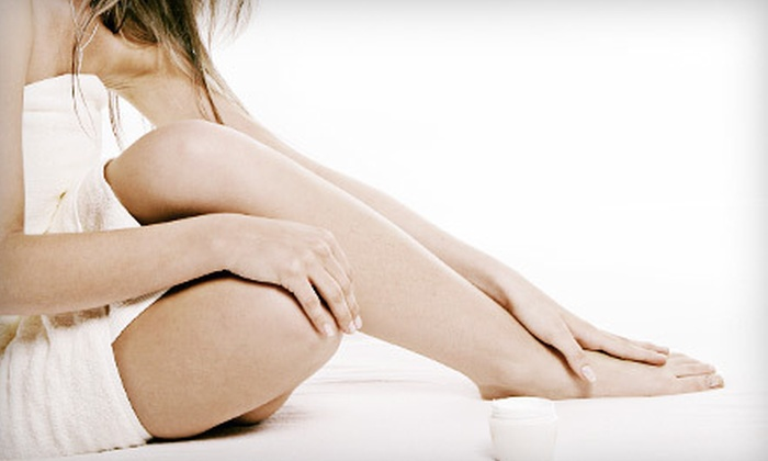 Body Tonic Spa + Salon - Austin: $99 for Two Laser Spider-Vein-Removal Treatments at Body Tonic Spa + Salon (Up to $400 Value)