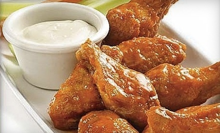 $25 Groupon to WingBusters USA - WingBusters USA in Newnan