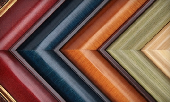 Rose Squared Gallery & Framing - Decatur: $35 for $100 Worth of Custom Framing at Rose Squared Gallery & Framing in Decatur