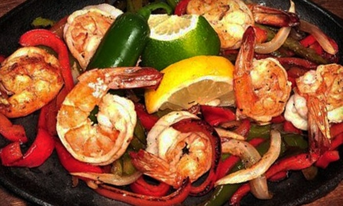 Iguana Wanna  - Stockton: $15 for $30 Worth of Mexican Fare and Drinks at Iguana Wanna