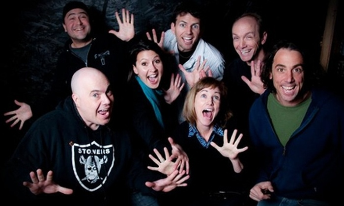 Secret Improv Society - Downtown: $15 for Two Tickets to a Secret Improv Society Show ($30 Value)