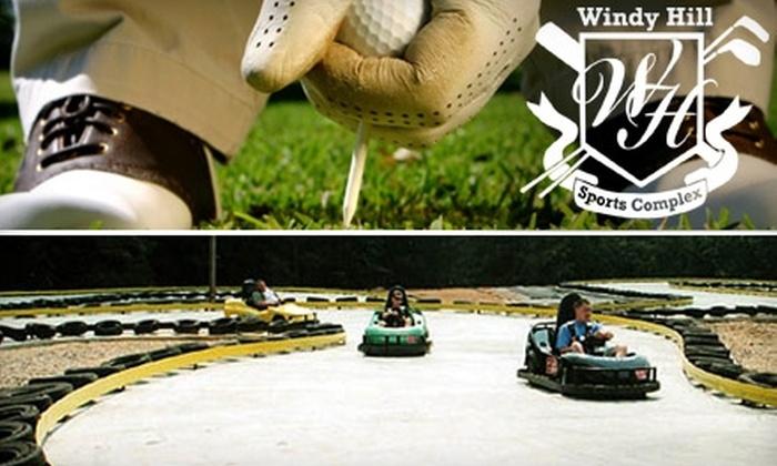 Windy Hill Sports Complex