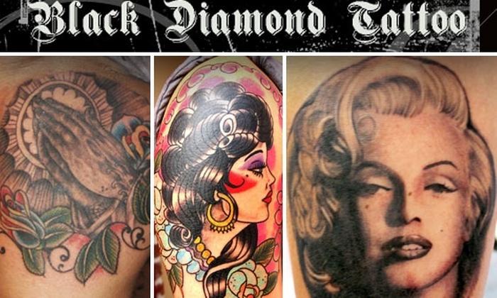 Black Diamond Tattoo - Venice: Get the Perfect Tattoo at Black Diamond