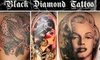 Black Diamond Tattoo - Venice: Get the Perfect Tattoo at Black Diamond