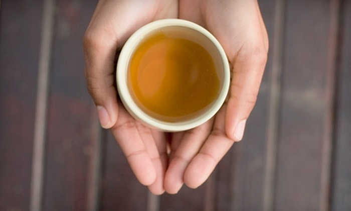Balanced Nutrition & Tea Store - Clive: $5 for $10 Worth of Tea and Merchandise at Balanced Nutrition & Tea Store