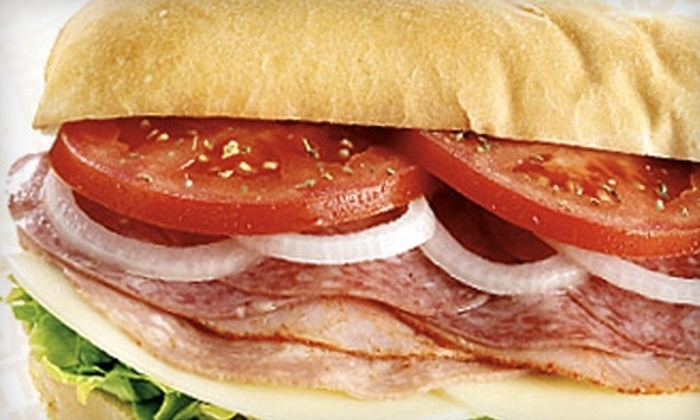 Cousins Subs - Allouez: $5 for $10 Worth of Subs and More at Cousins Subs