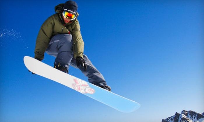 Community Skate and Snow - I-70 Corridor: $15 for a Four-Point Snowboard Tune-Up at Community Skate and Snow ($30 Value)