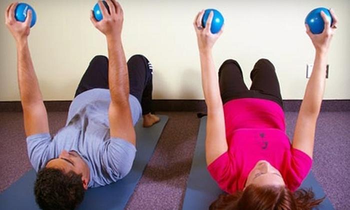 In Balance Pilates - Kanata Lakes - Marchwood Lakeside - Morgan's Grant - Kanata: $30 for Three Drop-In Pilates Classes at In Balance Pilates ($60 Value)