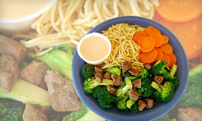 Tokyo Express - Durham: $5 for $10 Worth of Japanese Hibachi-Style Fare at Tokyo Express in Durham