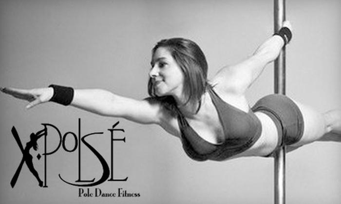 XPolsé Pole Dance Fitness  - Fairport: $10 Pole-Dancing Workshop at XPolsé Pole Dance Fitness ($25 Value)