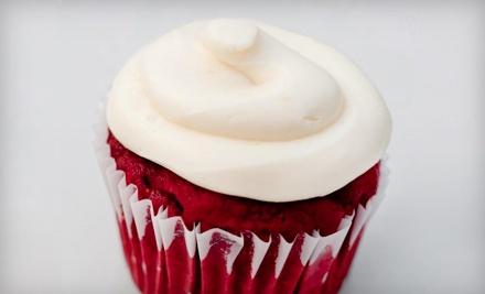 1-Dozen Regular-Sized Cupcakes - The Cake House & More in Stockbridge