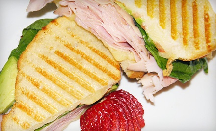 $16 Groupon to Ace's Gourmet Paninis - Ace's Gourmet Paninis in Rowlett