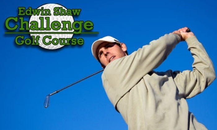 Challenge Golf Course - Lakemore: $8 for Two Jumbo Buckets of Driving-Range Balls at the Challenge Golf Course ($16 Value)