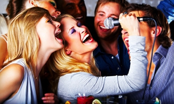 Pandora Karaoke & Bar - Downtown: $25 for $50 Worth of Bar Fare, Drinks, and Karaoke at Pandora Karoake & Bar