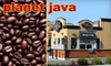 Planet Java - Fig Garden Loop: $5 for $10 Worth of Coffee and Treats at Planet Java