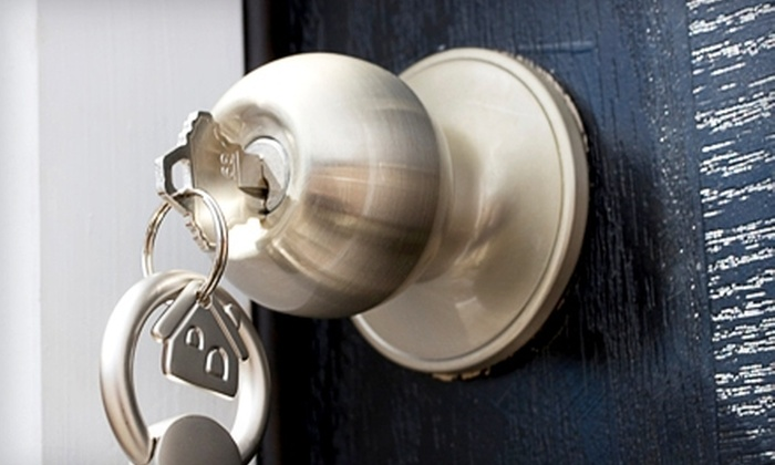 Acme Locksmith - Mesa: $35 for $75 Worth of Residential Locksmith Services or $39 for One Spare Car Key (Up to $110 Value) from Acme Locksmith in Mesa