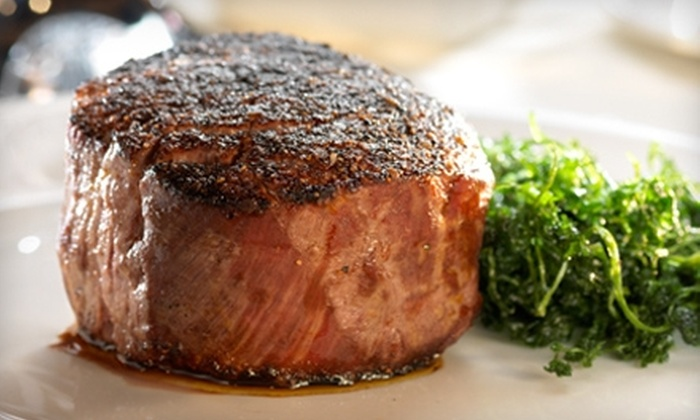 Tony's of Cincinnati - Cincinnati: $25 for $50 Worth of Steakhouse Fare at Tony's of Cincinnati