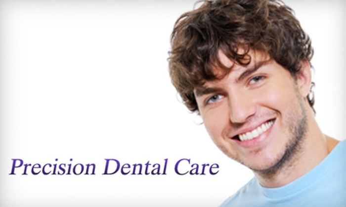Precision Dental Care - Federal Way: $59 for an Exam, Cleaning, and Seven X-Rays at Precision Dental Care