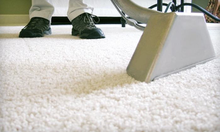 Hailey's Comet Carpet Care - Indianapolis: Carpet Cleaning or Upholstery Cleaning from Hailey's Comet Carpet Care (Up to 72% Off). Four Options Available.