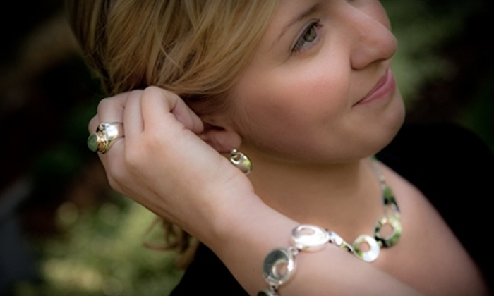 DeLong Studio - Summerland: $25 for $50 Worth of Sterling-Silver Jewellery at DeLong Studio
