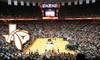 University of Texas Men's Basketball - Downtown: $23 for Four Tickets to University of Texas Men's Basketball Games